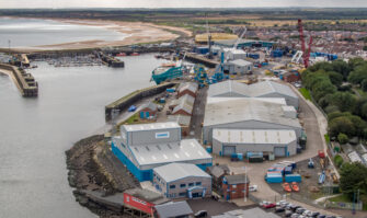 Northumberland College launches new engineering course at Port of Blyth to fill the skills gap